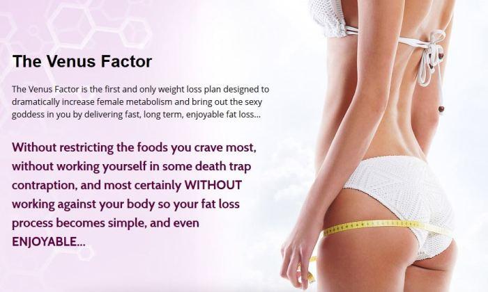 the venus factor program